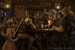 Tavern_for_Descent_by_feliciacano